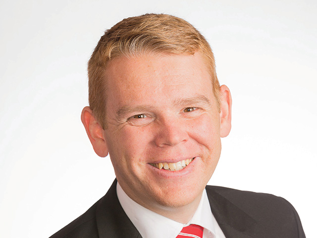 Hon Chris Hipkins