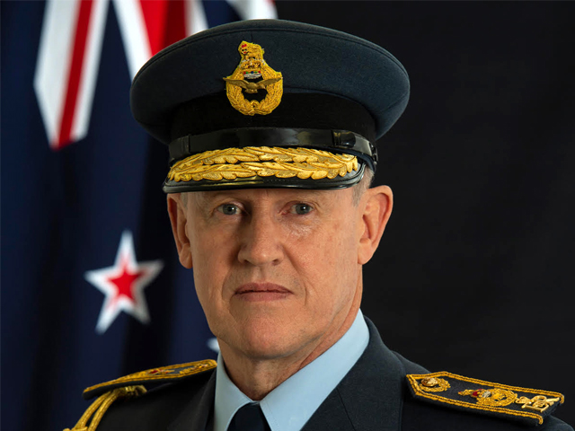 Air Marshal Kevin Short