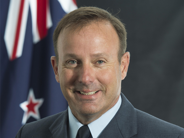 Air Vice-Marshal Tony Davies, MNZM